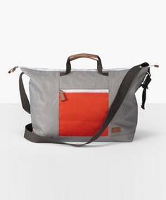 Colorblocked Tote Bag - Grey - Levi's - levi.com