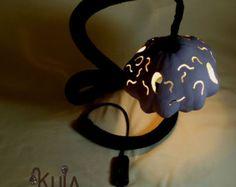 Hand of Fathima Gourd Lamp by FZDesignDubai on Etsy