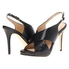 9468b6efb126 Diane Von Furstenberg Vada Women s Shoes - Black Nappa