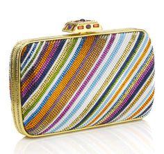 A Judith Leiber Handbag Clutch Purse Tote Handbags Beaded Purses
