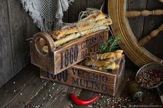 Купить «GRISSINI» Набор коробов /массив сосны/ в интернет магазине на Ярмарке Мастеров