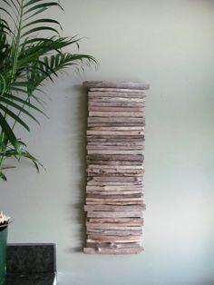 Large Driftwood Wall Hanging Art Driftwood by DriftingConcepts