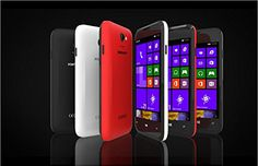 Karbonn Titanium Wind W4 - ein $ 99 Windows Phone 8.1 Smartphone.