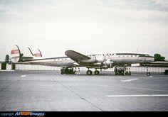 Capitol Airways Connie