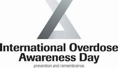 August 31  National Overdose Awareness Day