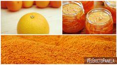 Mermelada de naranja con panela