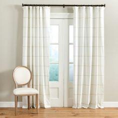Bowen Striped Panel | Ballard Designs