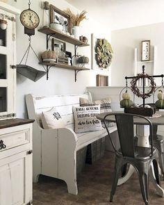 Cool 85 Best Modern Farmhouse Dining Room Decor Ideas https://homemainly.com/2563/85-best-modern-farmhouse-dining-room-decor-ideas