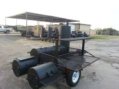 Products - Texas Longhorn BBQ Pits
