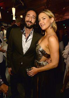 Adrien Brody y Kate Hudson, Vanity Fair