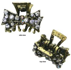 Mini Jaw Clip LPW86425-2crystal *** This is an Amazon Affiliate link. Check out the image by visiting the link.