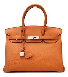 ce247176858 A special order 30cm potiron % blue jean togo leather birkin Bag Hermes  Purse, Hermes