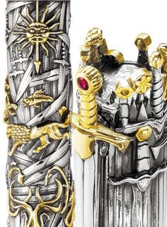 Luxury Goods: Montegrappa Pens Celebrate Game of Thrones| #montegrappa #GOT #gameofthrones #pens #luxurygoods #limitededition #baselshows #basel #mostexpensive| http://www.baselshows.com/most-expensive-2/luxury-goods-montegrappa-pens-celebrate-game-of-thrones