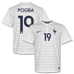 Nike France Away Ribery Shirt 2014 2015 93aa3b7af