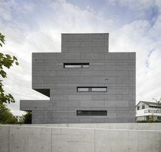 Baugruppe am Stuttgarter Killesberg / Mit Werkstatt und Terrasse - Architektur und Architekten - News / Meldungen / Nachrichten - BauNetz.de