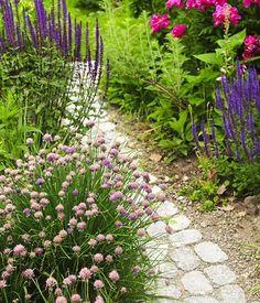 Grundkurs Gartengestaltung - Blickpunkte und Durchgänge - [LIVING AT HOME]