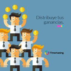 Distribuir bajo un esquema justo las ganancias del equipo de ventas impulsa su desempeño.