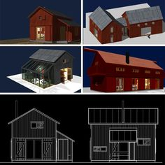 prefab cabin house plans Arvesund