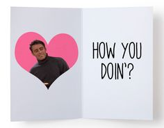 """14 Valentine's Day Cards Only """"Friends"""" Fans Will Appreciate"""
