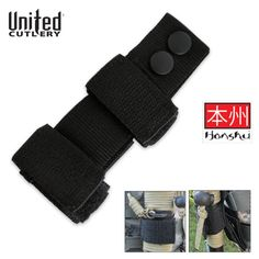 Tactical MOLLE Attachment For Swords | BUDK.com - Knives & Swords At The Lowest Prices!