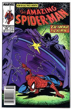 Amazing Spider-Man 305 (VF)