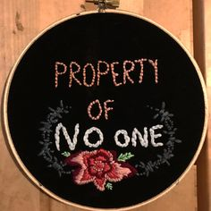 """19 Likes, 5 Comments - Not Ur Babe Fest (@noturbabe.fest) on Instagram: """"@thewitchsnest will have some embroidery to sell on March 2nd/ 3rd ! Be there! • Friendly…"""""""