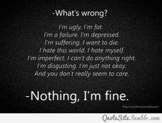 Life Is Depressing