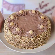 Mini cakes goat-zucchini and ricotta-spinach - Clean Eating Snacks Cupcake Recipes, Dessert Recipes, Rocher Torte, Savoury Cake, Creative Cakes, Mini Cakes, Food Cakes, No Bake Desserts, Sweet Recipes