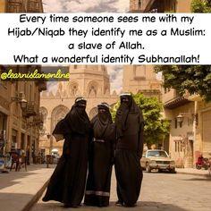 yes, Subhanallah I feel very proud that time Islamic Qoutes, Islamic Teachings, Muslim Quotes, Hadith, Alhamdulillah, I Muslim, Muslim Hijab, Islam Marriage, Islam Women