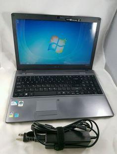 Acer Aspire 5810T Laptop Notebook Intel Pentium  320GB HDD  3GB RAM 1.30GHz