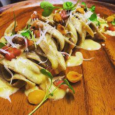 ... tagliatelle #nyc #myroundplate #food #foodie #italianchef #