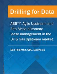 Drilling for Data:Automate Lease Management in The Oil & Gas Upstream Market How can the data entry error rate be reduced by automating lease management? Data Entry, Oil And Gas, Big Data, White Paper, Drill, Management, Marketing, Hole Punch, Data Feed