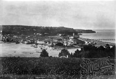 Old photo of From Torquay Road 1895, Teignmouth