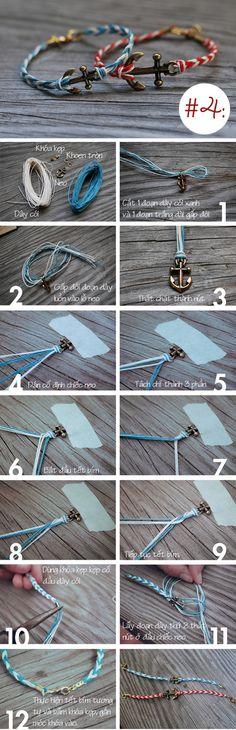 Handmade bracelet #4