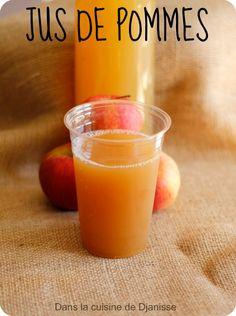Recette de jus pommes/poires au Thermomix