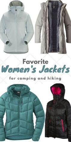 When camping or hiking I need to keep our body with jackets to keep warm and keep it from rain and wind. This is my favorite women's jackets for camping and hiking and I totally love it. | Camping Hiking Hacks | Camping Gear | Hiking Gear | Camping Essentials Lists | Hiking Essentials List #Ad
