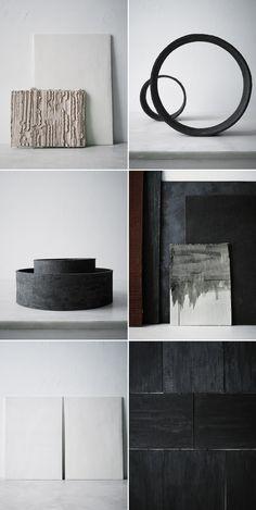 artworks by Anna Lerinder via HEIMELIG blog