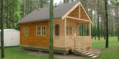 Leisure cabins are the ultimate cabins for the cottage industry