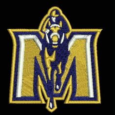 Murray State Racers Embroidered Patch