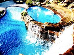1000 images about waterfalls on pinterest pittsburgh for Pool design mcmurray pa
