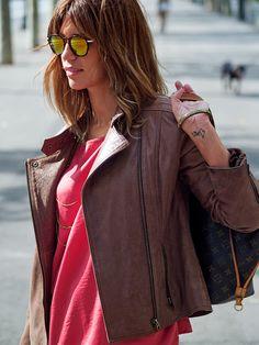 Miss trendy Barcelona: Look casual de lunes