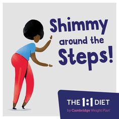 Did you hear, you can easily shimmy your way around the Steps to match your style of life. Let's start dancing, speak to me today. I Can Do It, Learn To Love, Let It Be, Weight Loss Goals, Weight Loss Journey, Cambridge Weight Plan, 2nd One, Learning To Love Yourself, Need To Lose Weight