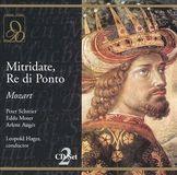 Mozart: Mitridate, Re di Ponto [CD]