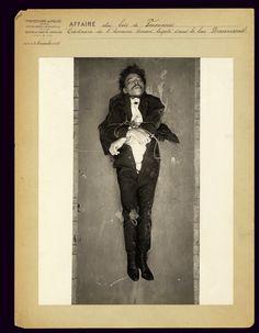 Foto di crimine e morte dagli archivi della polizia di Parigi | VICE | Italia