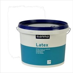 GAMMA latex wit mat 5 liter