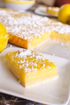 Lemon Lilikoi Bars