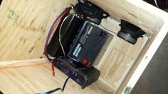 Post with 71 votes and 75903 views. Shared by DIY Portable Stereo Diy Subwoofer, Subwoofer Box Design, Speaker Box Design, Diy Bluetooth Speaker, Diy Speakers, Portable Speakers, Diy Boombox, Radios, Diy Garage