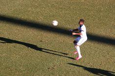 Yves Baraye stacca per stoppare di petto: una gran bella prestazione, quella contro la Clodiense.