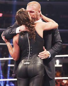 Triple H and Stephanie McMahon