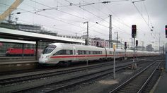ICE T 411 078 + 411 578 a Nürnberg Hbf - ICE T 411 078 + 411 578 in Nürnberg Hbf